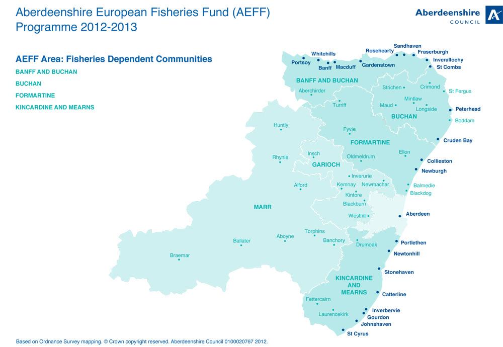 AEFF Map